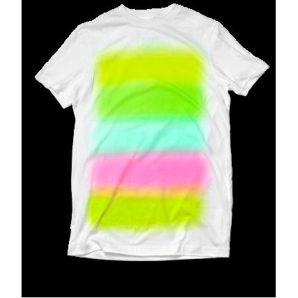 Emerald Cluster Neon Graphic Men's 2011 T-shirt