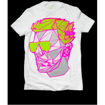 Head of David Neon Graphic Men's t-shirt