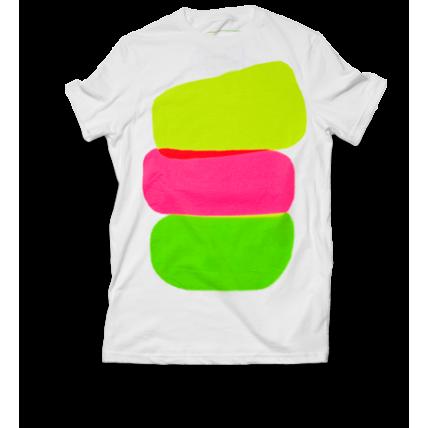 Explicit Content Neon Graphic Men's 2011 T-shirt