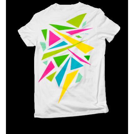Exploder Neon Graphic Men's t-shirt