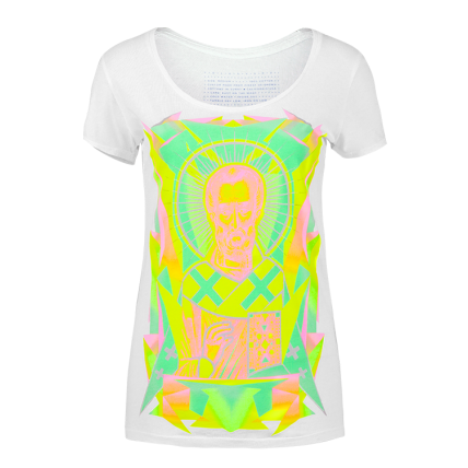 Nicole Neon Graphic Women's T-shirt