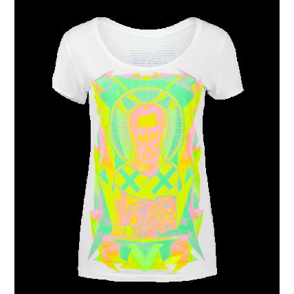 Nicole Neon Graphic Women's T-shirt