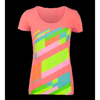 Tokyo Drift — Neon Graphic t-shirt by Volga Verdi